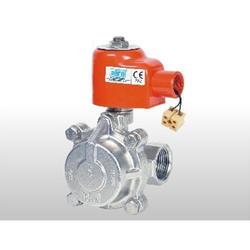 High Pressure 40 Bar Solenoid Valve