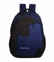Fantosy Honda Black And Blue Laptop Backpack