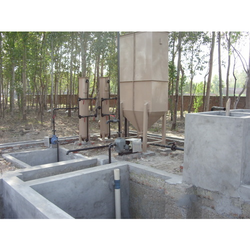 Semi-Automatic Effluent Treatment Plant