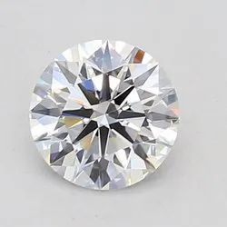 2ct IGI Certified Lab Grown Diamond CVD F VS1 Round Brilliant Cut 1 Stone