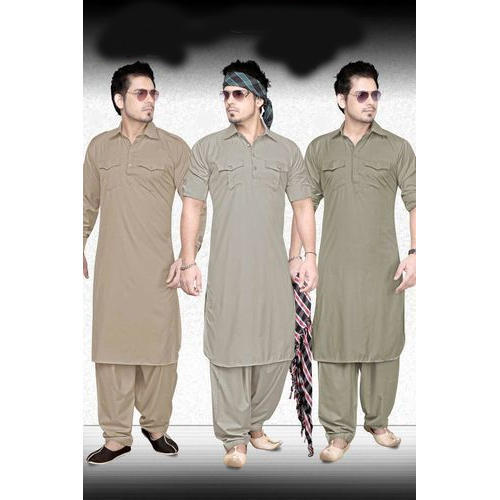 Pathani Suit - Exclusive Men's Pathani Suit Fabric