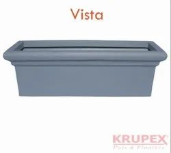 Vista Nursery Flower Pot