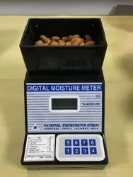Almond Digital Moisture Meter