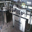 Automatic Vial Labeling Machine