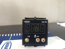 DIGITAL SINGLE PHASE AC  AMP METER