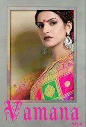 YNF Vamana Silk Saree Catalog Collection