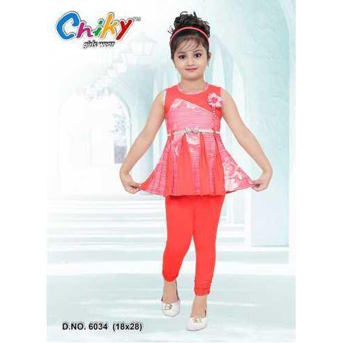 5d43c08253b45 Chinky Cotton Kids Red Capri