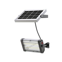 Solar Light for Home Garden,(10W) Waterproof Solar LED Street Light LED, (SRESKY)