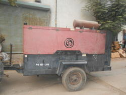 Screw Type Diesel Compressor Repairing Services