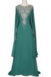 Long Islamic Abaya