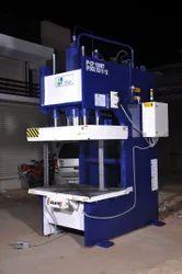 Mild Steel C Frame Hydraulic Press Machine