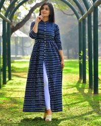Ladies Long Shirt Kurtis
