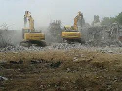 Demolition Work Service