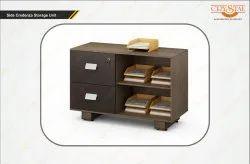 Storage Cabinet (Side Credenza Storage Unit)