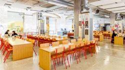 Canteen Interior Designing Service