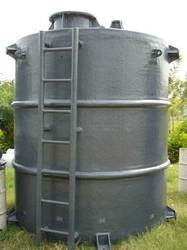 Industrial FRP Chemical Storage Tanks
