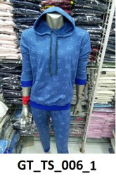 Gaazi Mens Stretchable Faded Denim Jeans