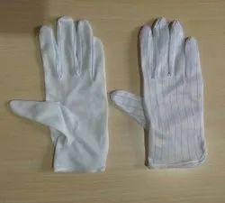 ESD Gloves Dotted AV 005 Imported