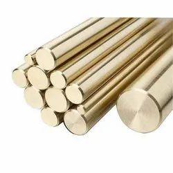 1 Meter Brass Round Rod