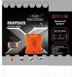 Sanitizing Battery Sprayer