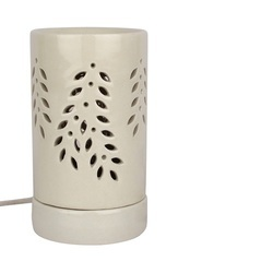 Ceramic Round Aroma Oil Electric Diffuser
