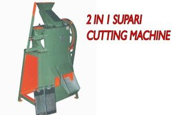 Supari Cutting Machine 2 in 1
