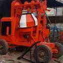 Heavy Lift Concrete Mixture Machine With Original Fieldmarshal Engine