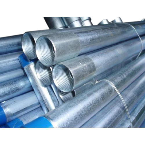 Steel Pipes Galvanized Steel Pipes Manufacturer From Raigad