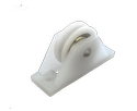 Plastic Body 3/4 Inch Sliding Window Bearing