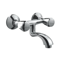 Stainless Steel Hindware 330019 Wall Mixer Non Telephonic Shower Arrangement