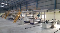 5 ply Corrugated Board Making Plant