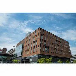 Concrete Frame Structures Commercial Projects Hospital Building Construction Service