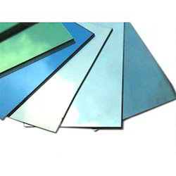 Colored Reflective Glass