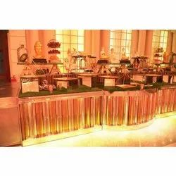 Indian Corporate Catering Service, in Jaipur, Live Counters