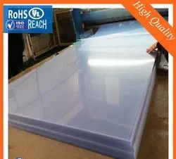 Transparent PVC Sheets for Face Shield