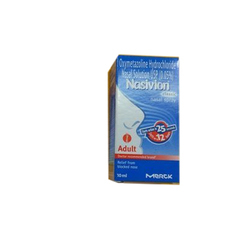 Nasivion Classic Nasal Spray, Packaging Type: Box