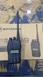 Motorola MT-777 Walkie Talkie