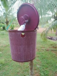 Agriculture Bucket Trap