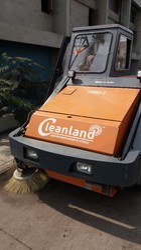 Industrial Road Sweeping Machine
