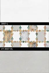 Glue Series 3007 (L, HL) Hexa Ceramic Tiles