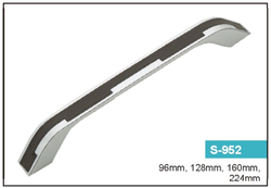 S-952 Zinc Cabinet Handle