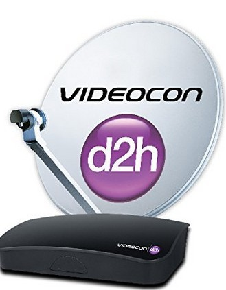 Videocon D2H SD Set Top Box, Led, Lcd, Smart Tv And Home