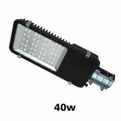 White Syska STREET LIGHT, Model Name/Number: Ssk-nst-40w