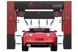 Fourwin Touchless Car Wash System with Profile Dryer