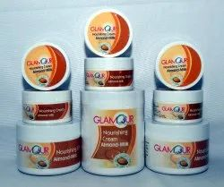Glamour Almond-Milk Nourishing Cream