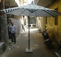 Side Pole Outdoor Umbrella