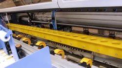Semi-automatic Cardboard Making Machine
