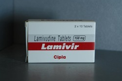 Lamivudine Tablets 150mg