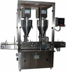 Automatic Talcum Powder Filling Machine