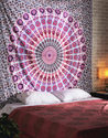 Indian Ethnic Mandala Printed Decorative Wall Hanging Tapestry